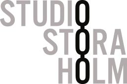 Studio Stora Holm Logotyp