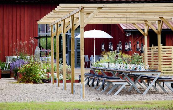 Studio Storaholm. Brunch. Mångsidig mötesplats