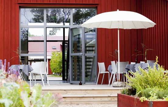 Studio Stora Holm. Mångsidig mötesplats. Göteborg.